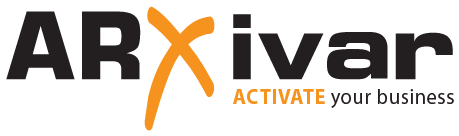 Logo ARXivar Activate Your Business